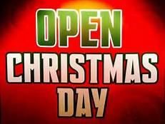 open-christmas